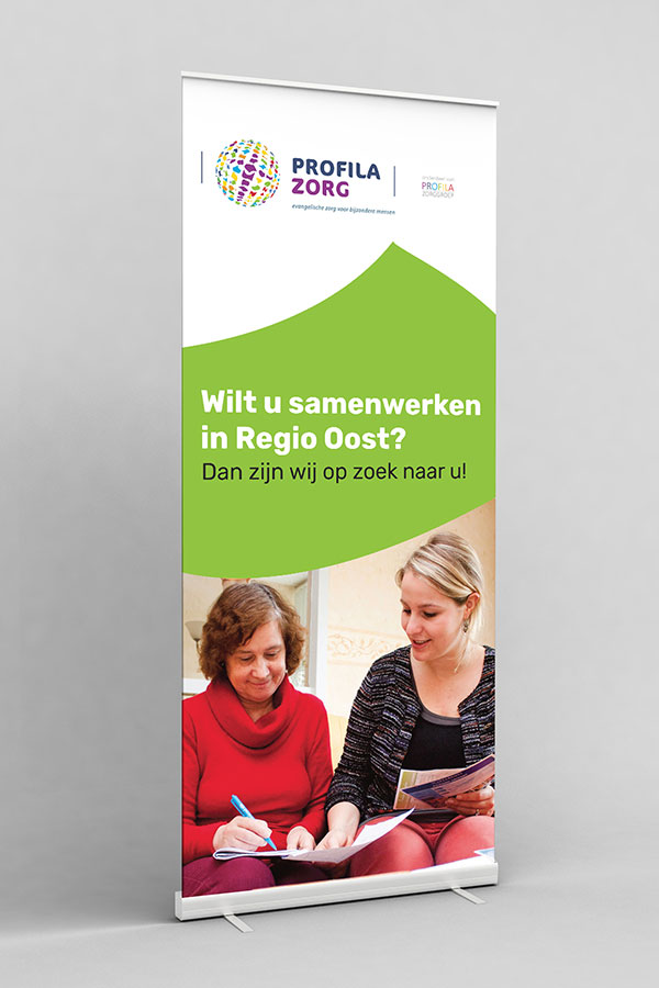 Roll-up-banner-Profila-Zorg
