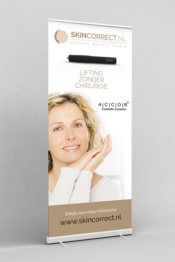 Roll-up-banner-Skincorrect